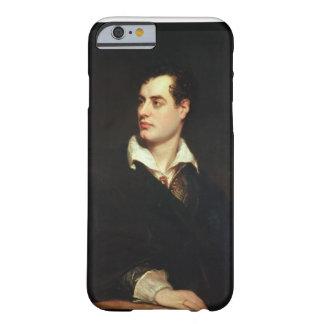 Retrato do senhor Byron (1788-1824) (óleo em Capa Barely There Para iPhone 6