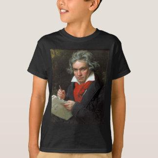 Retrato do vintage do compositor, Ludwig von Tshirt