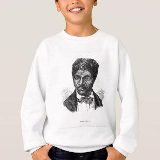 Retrato gravado do afro-americano Dred Scott T-shirts