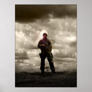 Retratos de Airsoft: Dan Posteres