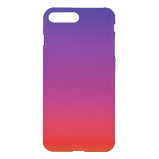 Retro desvaneça-se capa iPhone 7 plus