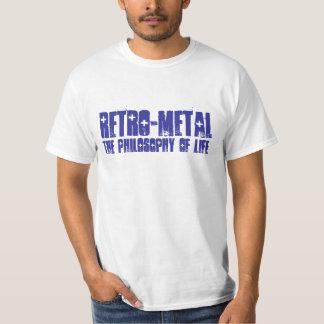Retro-Metal Tshirts
