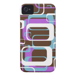 Retro modelado capas de iPhone 4 Case-Mate