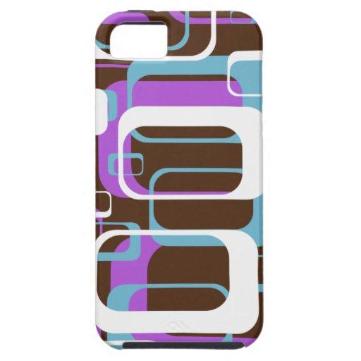 Retro modelado capas iPhone 5 Case-Mate