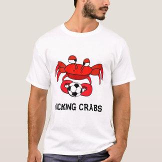 retrocedendo o caranguejo, RETROCEDENDO Camisetas