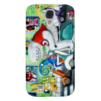 Reunião do patinete - Yeti e Co. Galaxy S4 Cases