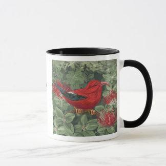 Reunião pacífica - caneca do pássaro