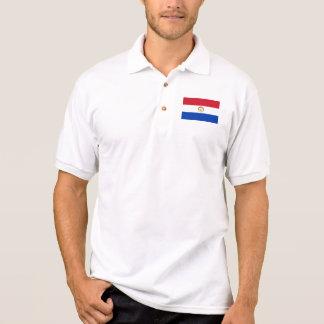 reverso de Paraguai Camisa Polo