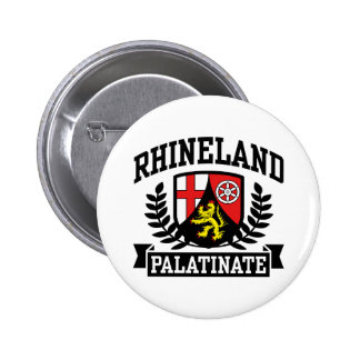 Rhineland Palatinate Bóton Redondo 5.08cm