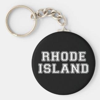 Rhode - ilha chaveiro