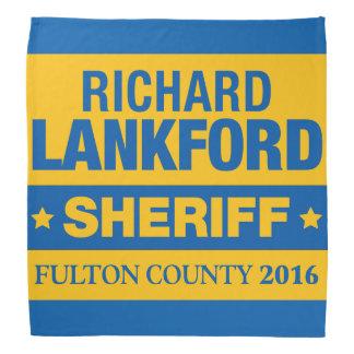 Richard Lankford para o Bandana do xerife