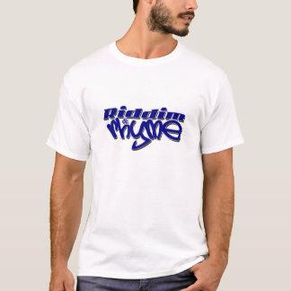 Riddim & rima (T do grupo) Camisetas