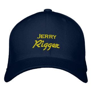 Rigger engraçado de Jerry Boné Bordado