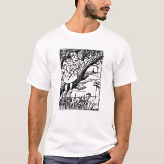 Rima de berçário pequena de Tommy Tittlemouse Camiseta