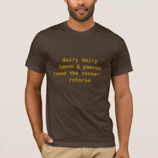 Rima de berçário suja de NZ Tshirts