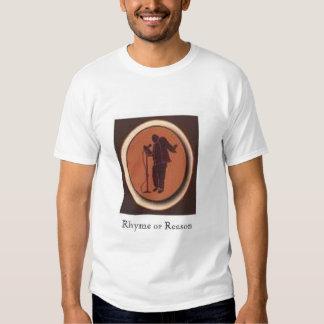 Rima ou razão t-shirt