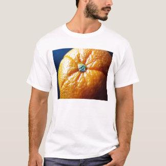 Rimas com laranja t-shirts
