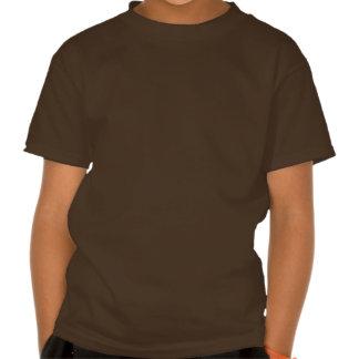 Rimas do T do remendo de couve Camisetas
