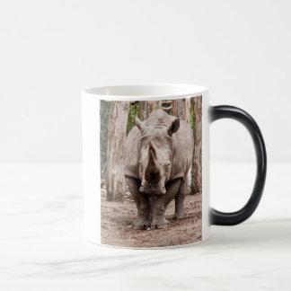 Rinoceronte Caneca Mágica