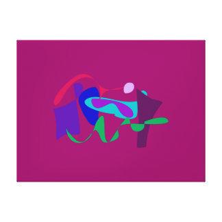 Rio Impressão Em Tela Canvas