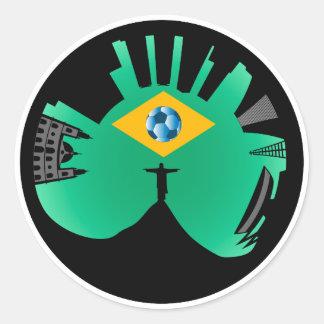 Rio de Janeiro Adesivo