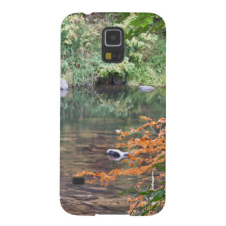 Rio de Siuslaw, Oregon Capas Par Galaxy S5