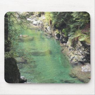 Rio do verde mouse pad