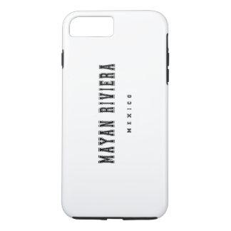 Riviera maia México Capa iPhone 8 Plus/7 Plus