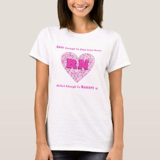 RN bonito bastante para parar seu coração T-shirts