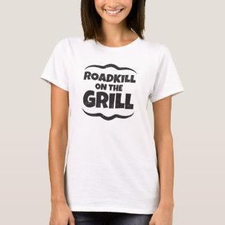 Roadkill na grade - partido do CHURRASCO engraçado Camiseta