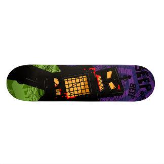 Robô do assassino shape de skate 18,1cm