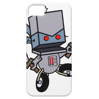 "Robôs ""Telefone-Bot "" do assassino Capa De iPhone 5 Case-Mate"