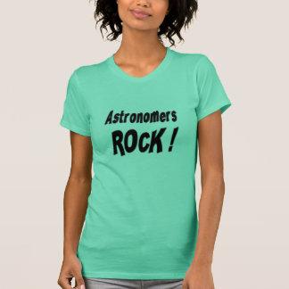 Rocha dos astrónomos! T-shirt