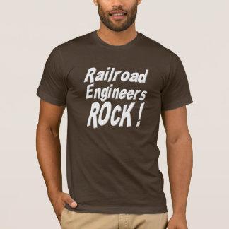 Rocha dos engenheiros de estrada de ferro! T-shirt