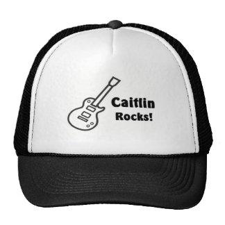 Rochas de Caitlin Boné