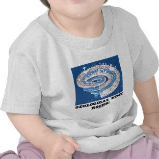 Rochas do tempo Geological! (Idade Geological) Camiseta