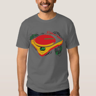 Rochas retros t-shirts