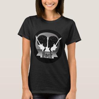 Rock Camiseta