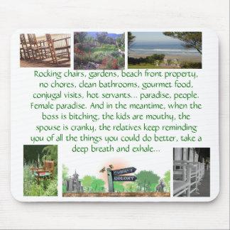 rockingchairs, inglês-jardim-paisagem-design… mouse pad