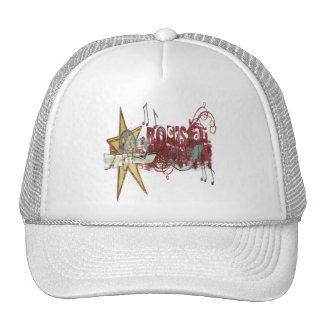 Rockstar - chapéu boné