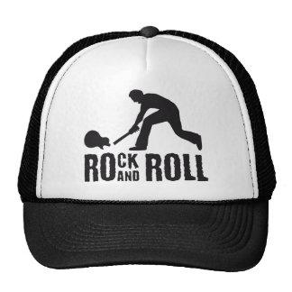 rodas rock and boné