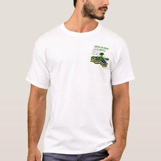 Rolo do caiaque de Whitewater Tshirts