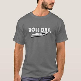 Rolo um - Caiaque Camiseta