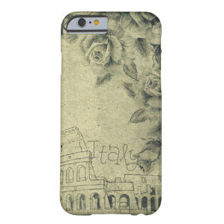 Roma Capa Barely There Para iPhone 6