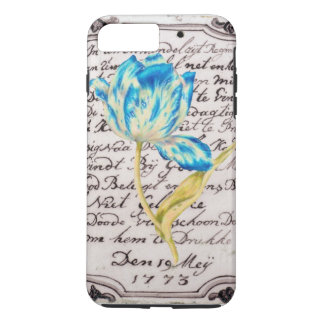 Romance da tulipa capa iPhone 8 plus/7 plus