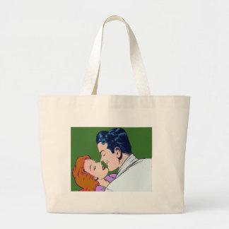 romantic bolsa tote grande