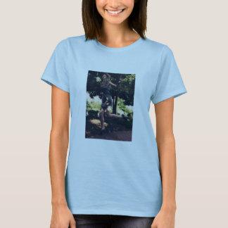 Romântico Camiseta