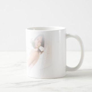 romântico caneca de café