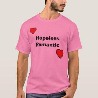 Romântico impossível camiseta