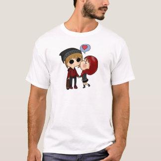 romântico t-shirt
